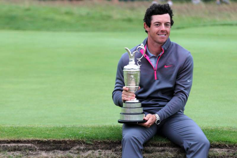 Rory McIlroy conquista Open Championship