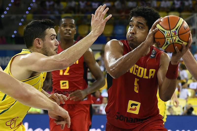 Angola bateu Austrália mas não passou aos oitavos-de-final