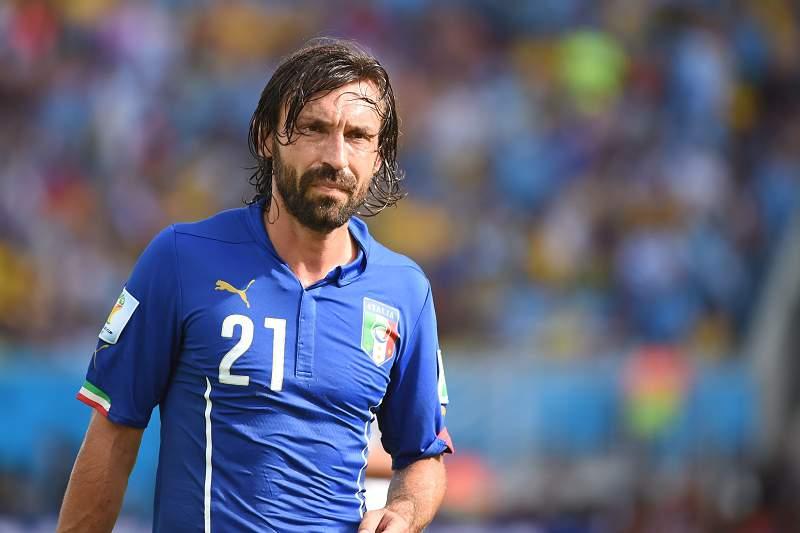 Pirlo recuou na intenção de abandoar a seleção italiana