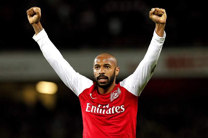 THierry Henry será treinador das camdas jovens do Arsenal