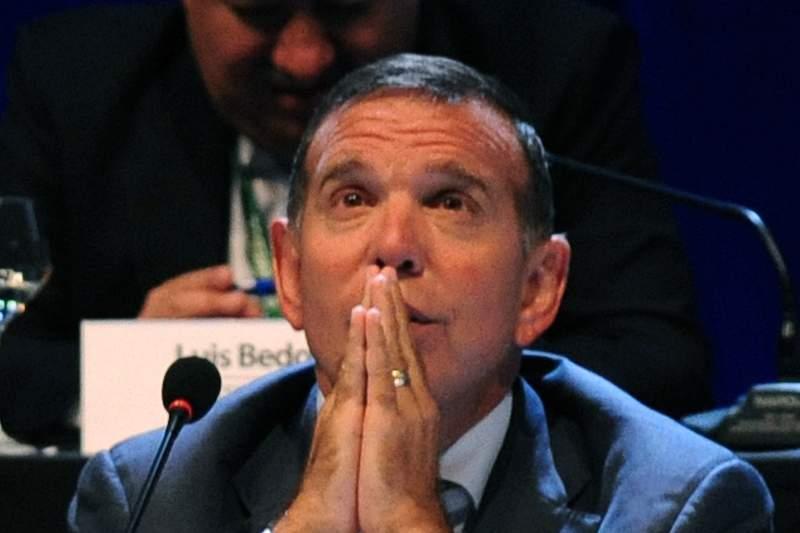 Paraguaio Juan Angel Napout reconduzido presidente da Confederação Sul-americana