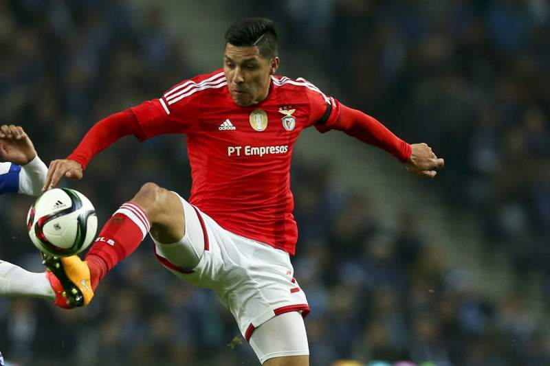 Benfica: Enzo P