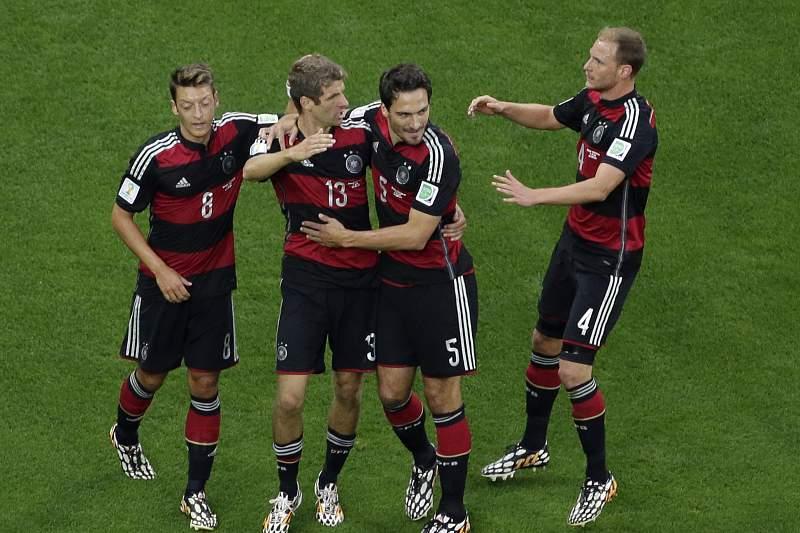 Seleção alemã, Alemanha