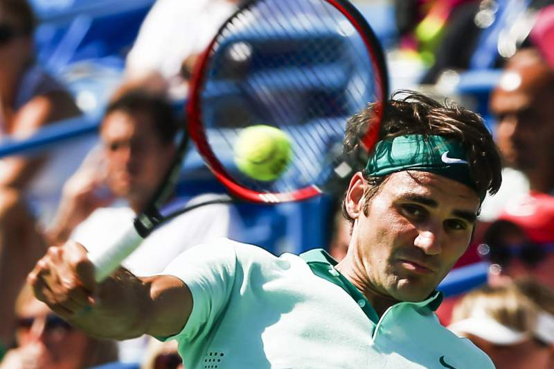Federer faz hist