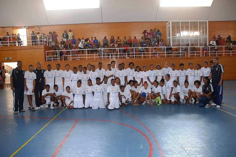 Escola Salesianos em S. Vicente
