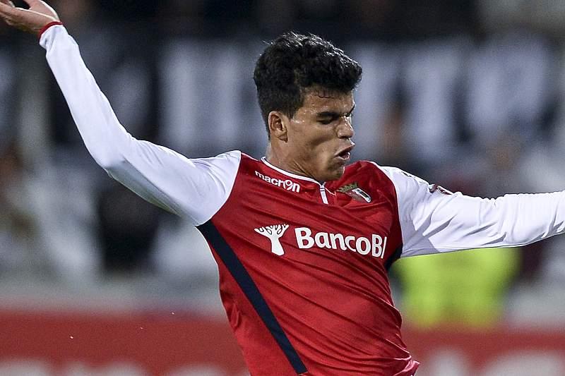 Danilo, do SC Braga