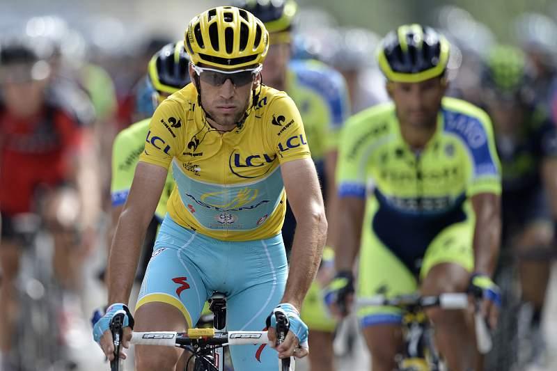Vincenzo Nibali foi o rei da décima etapa
