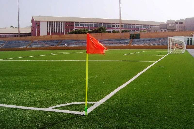 Estádio Adérito Sena, palco da final do Campeonato de Cabo Verde