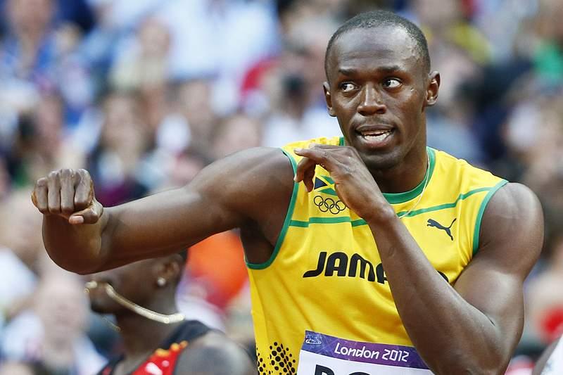 Usain Bolt anuncia retirada em 2017