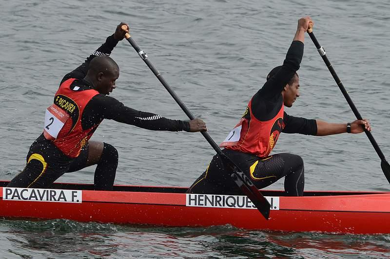 Canoagem angolana pode falhar Jogos Olímpicos2016