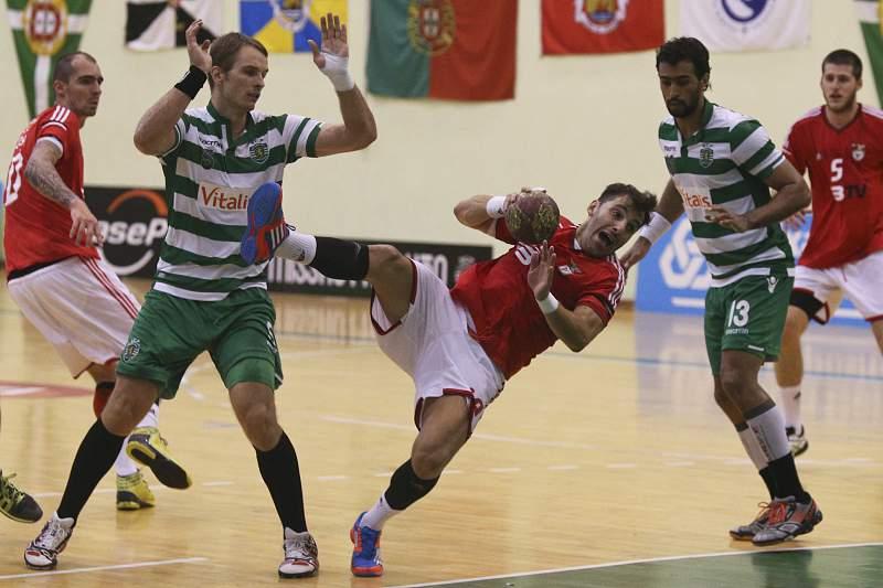 Andebol Sporting Benfica