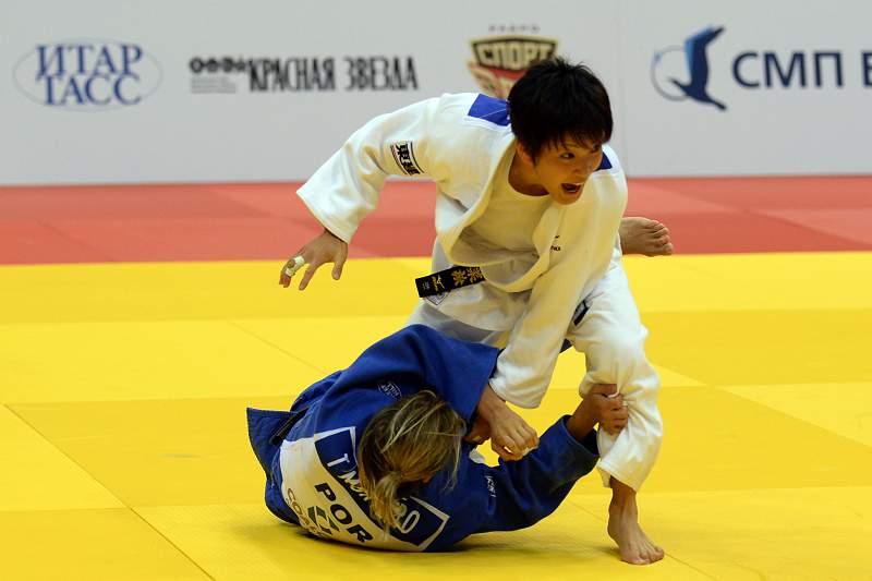 Telma Monteiro vice-campeã do Mundo de judo