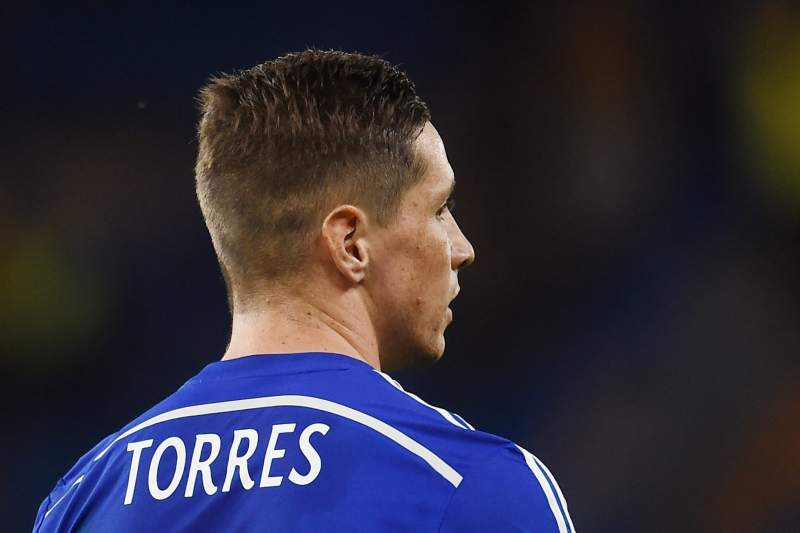 Torres from Chelsea to AC Milan on loan transfer