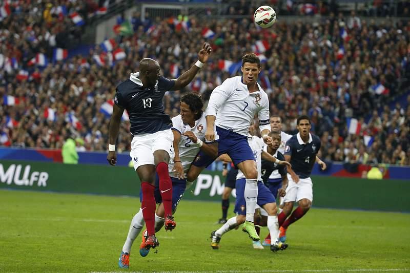 Ronaldo e Mangala