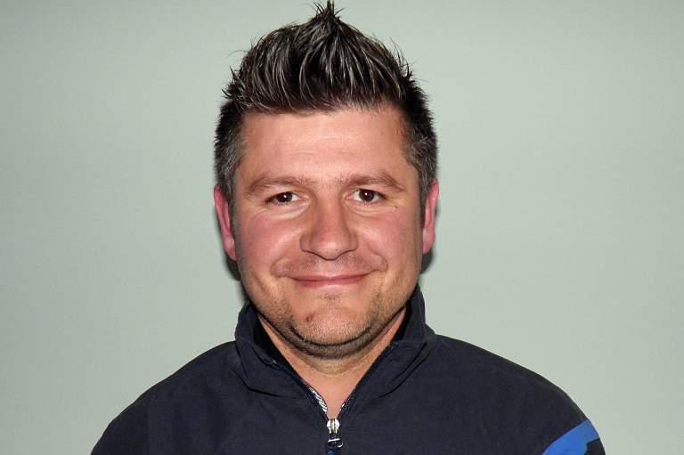 Emanuel Simões, treinador do Vizela