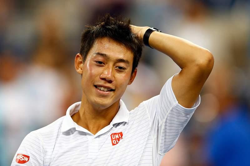Kei Nishikori supera favorito Wawrinka
