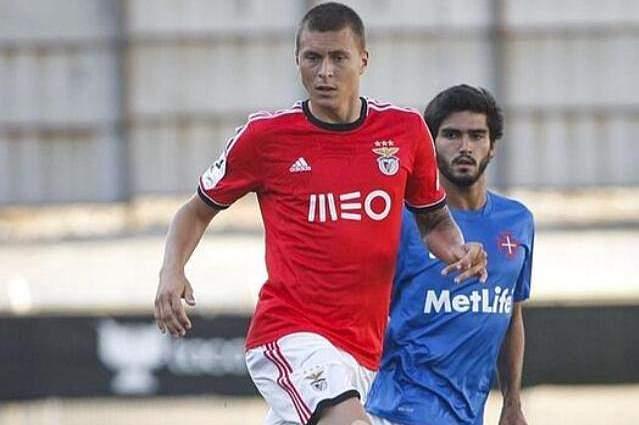 Lindelof é peça importante na equipa B do Benfica