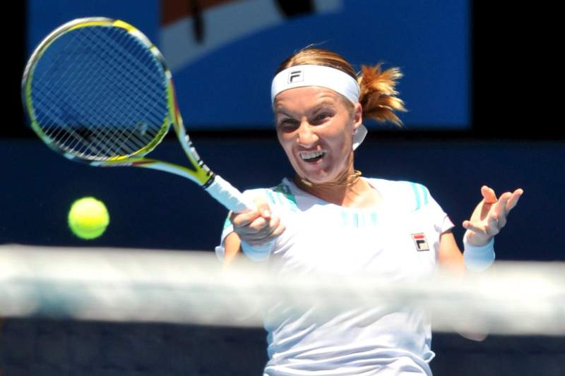 Svetlana Kuznetsova vence torneio de Washington