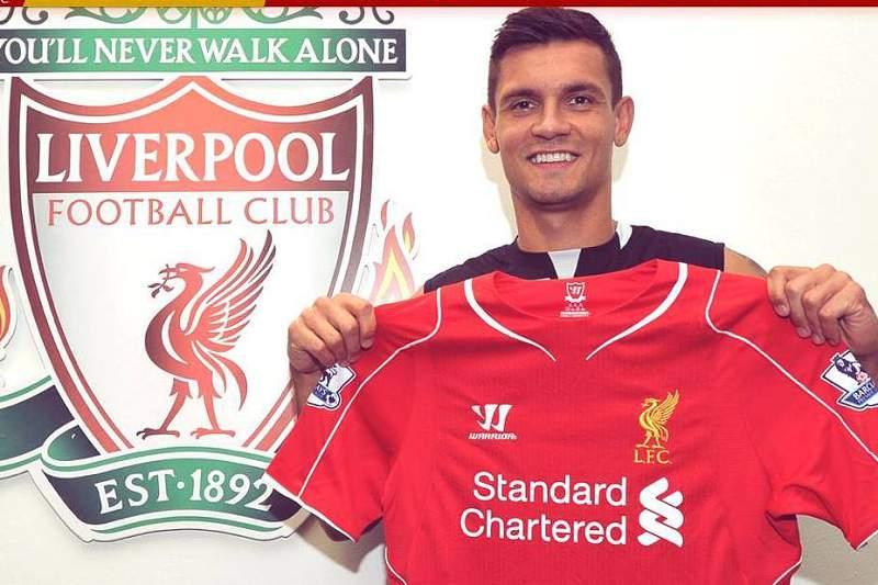 Lovren no Liverpool