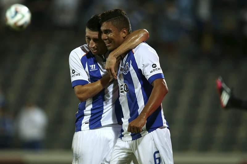 Herrera e Casemiro