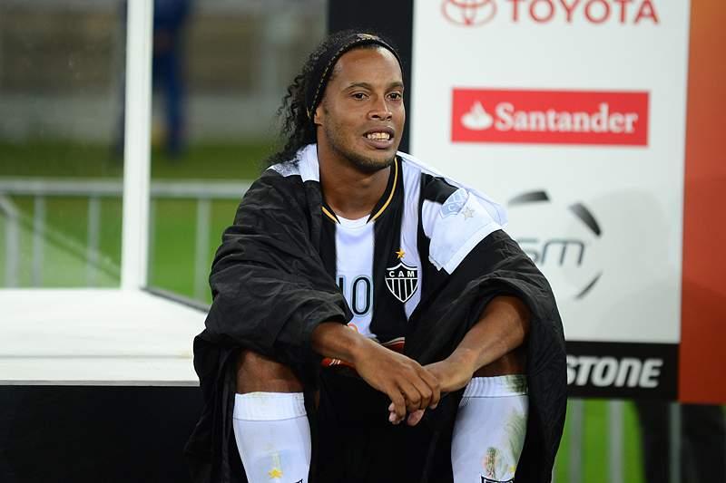 Ronaldinho Gaúcho, do Atlético Mineiro