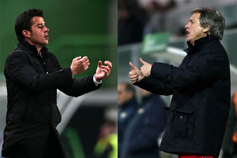 Marco Silva vs Jorge Jesus