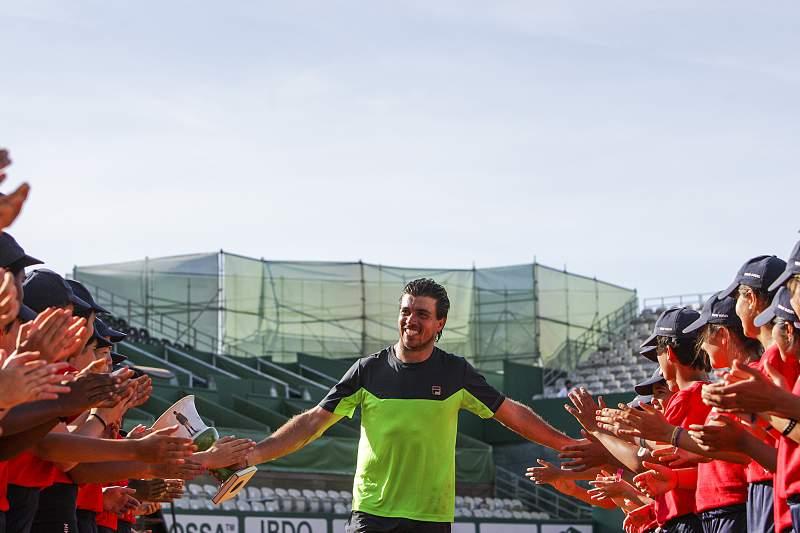 Tennis: Portugal Open