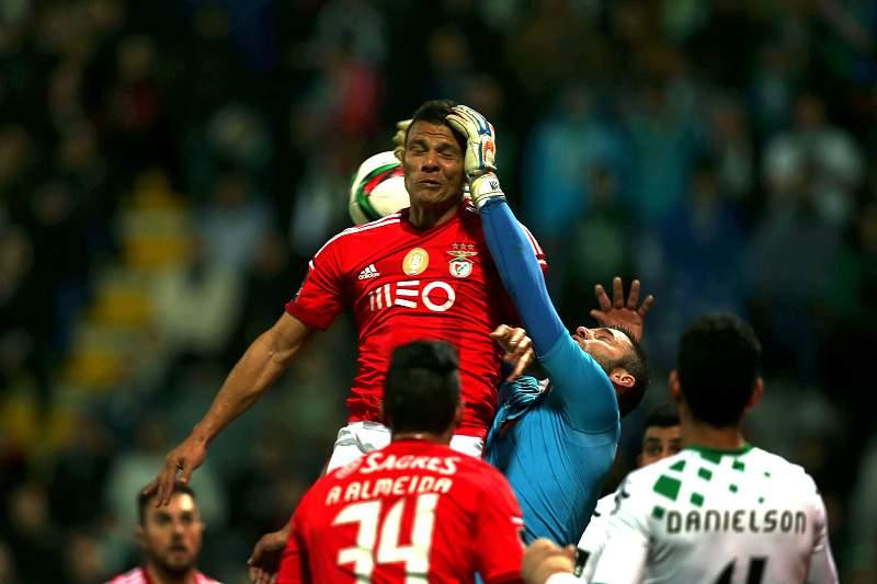 Moreirense vs Benfica