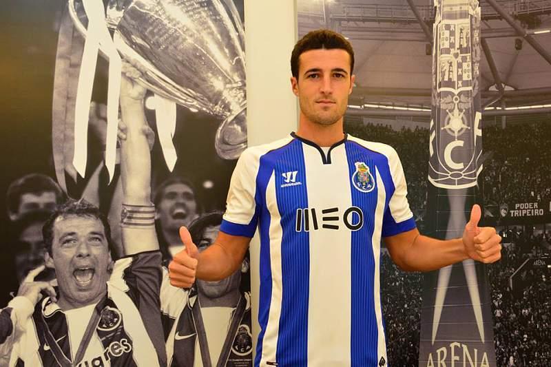 Iván Marcano foi confirmado como reforço