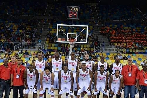 Angola perde com Litu