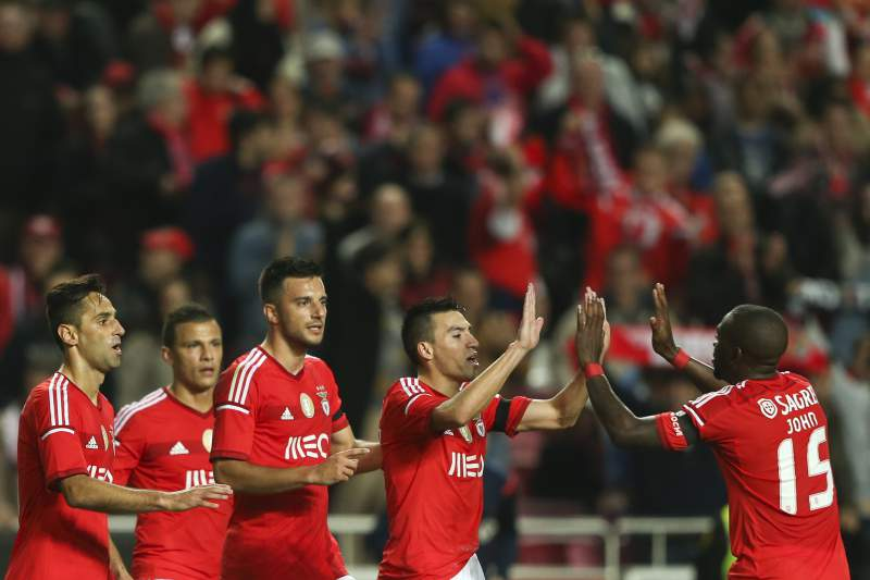 Benfica vence Gil Vicente