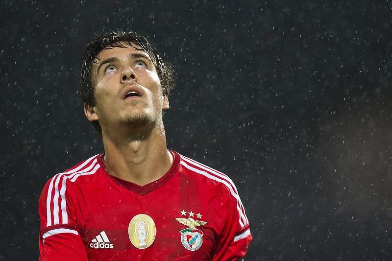 Benfica : Jara e Teixeira