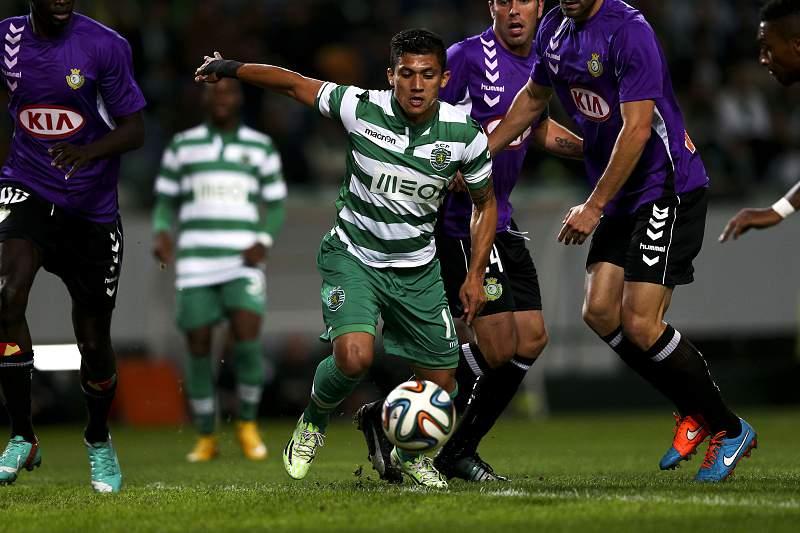 Sporting vs Setúbal
