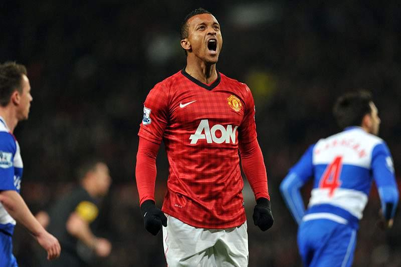 Nani custou ao Manchester United 25,5 milhões de euros