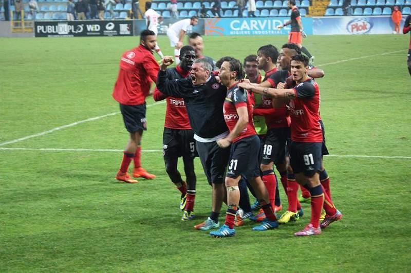 Equipa da Trofa procura sair de uma situação aflita na II Liga