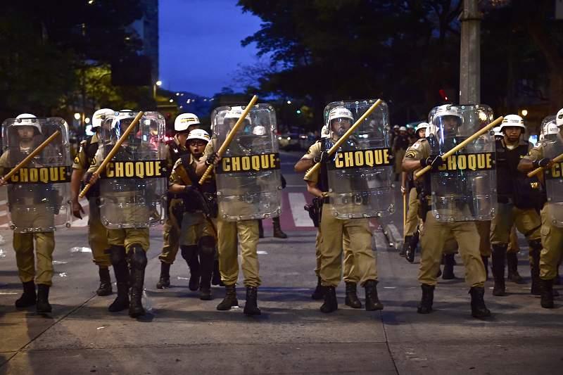 Polícia Militar brasileira