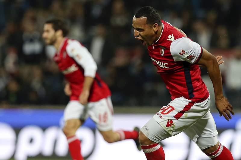 Acompanhe o jogo SC Braga - P. Ferreira
