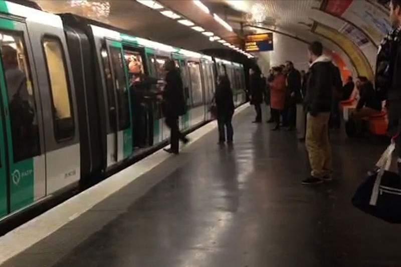 Racismo no metro de Paris