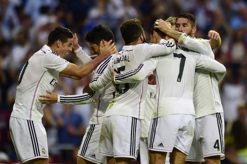 Real Madrid vence Barcelona
