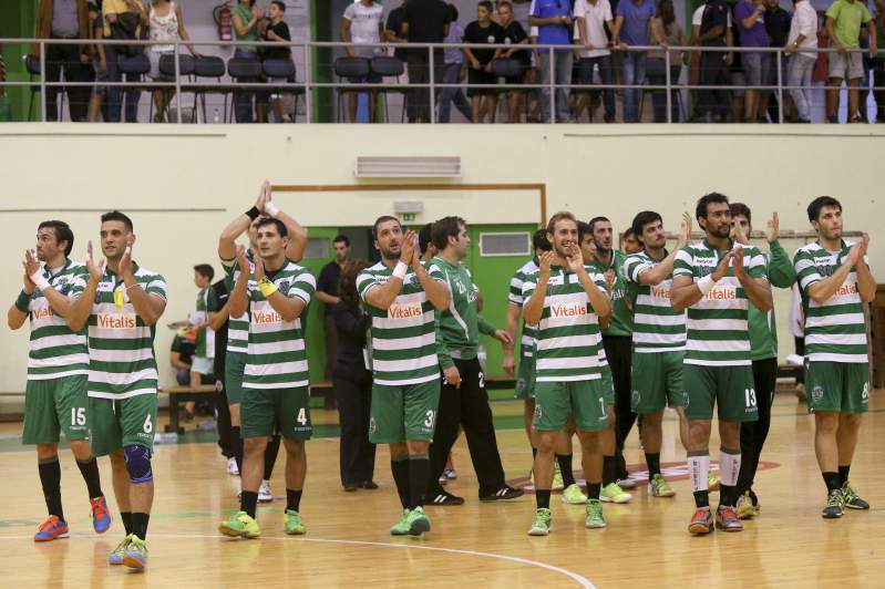 Sporting vence ABC e lidera campeonato
