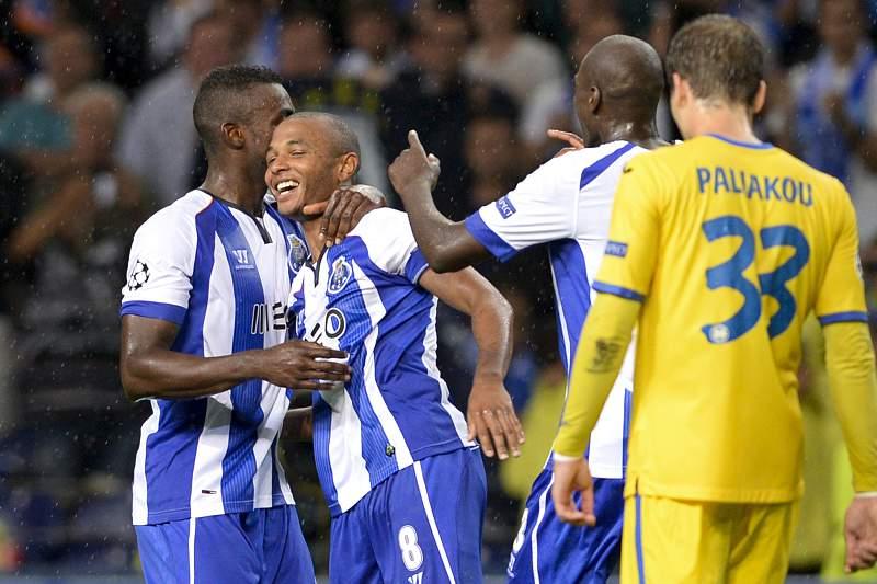 Brahimi fez hat-trick na goleada do FC Porto
