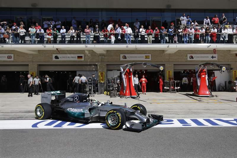 Mercedes prepara-se para celebrar título mundial em Abu Dahbi