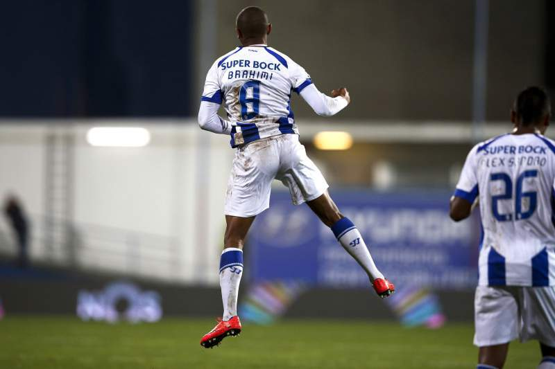 Brahimi ganha Bola de Ouro argelina