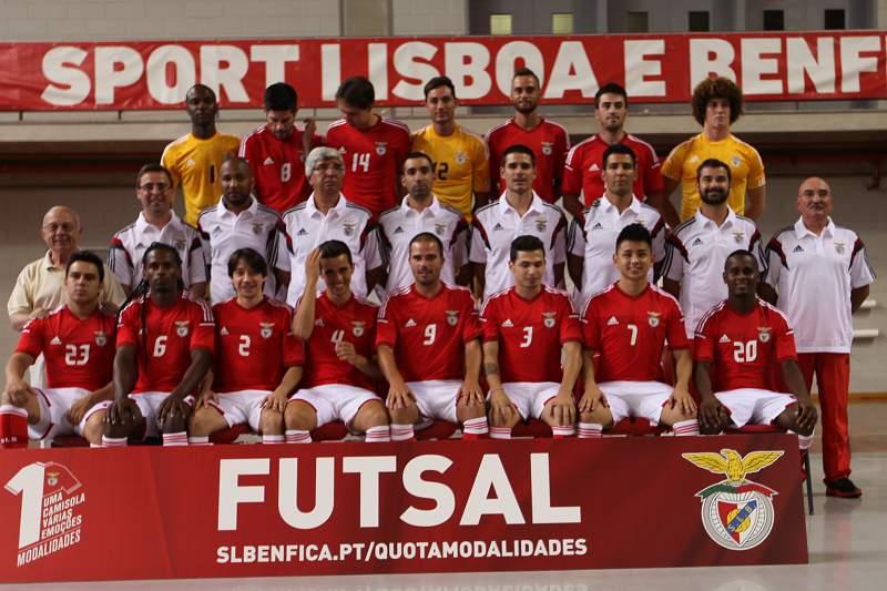 Futsal Benfica 2014/2015