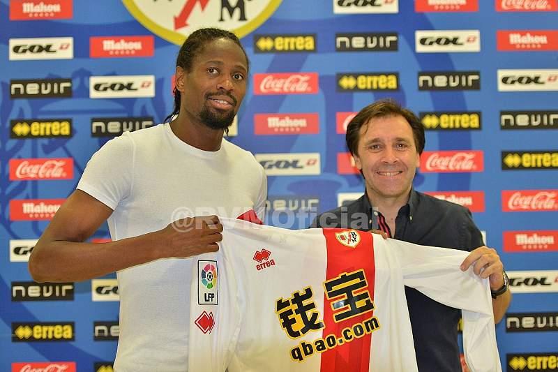 Abdoulaye Ba está emprestado pelo FC Porto ao Rayo Vallecano
