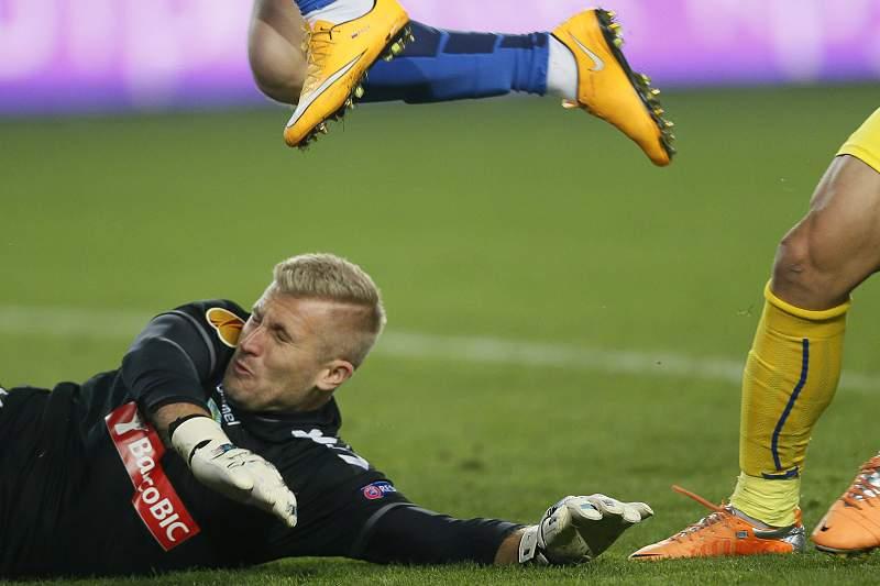 Kieszek esteve em destaque frente ao FC Porto