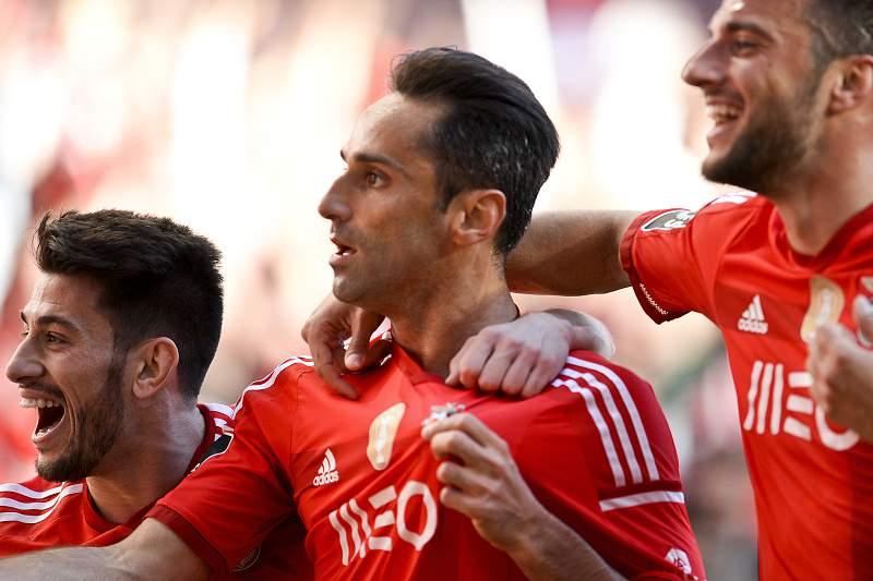 Benfica vence Braga na Luz