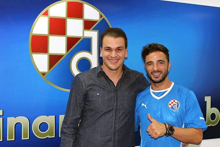 Gonçalo Santos no Dínamo de Zagreb
