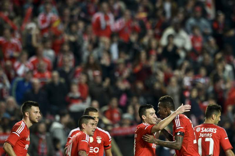 Golo da vitória do Benfica marcado por... quatro erros