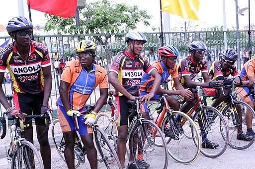 Ciclismo Angola